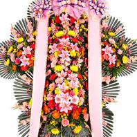축하화환5단 특(축복25호)